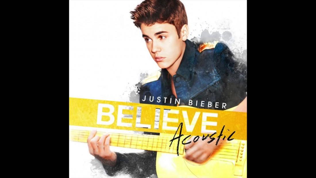 Justin Bieber Be Alright Guitar Chords