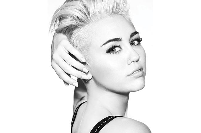 Miley Cyrus adore you lyrics
