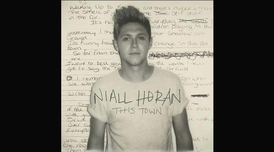 Guitar guitar chords with a smile : Niall Horan- THIS TOWN Guitar Chords/Tab - Live Love Guitar