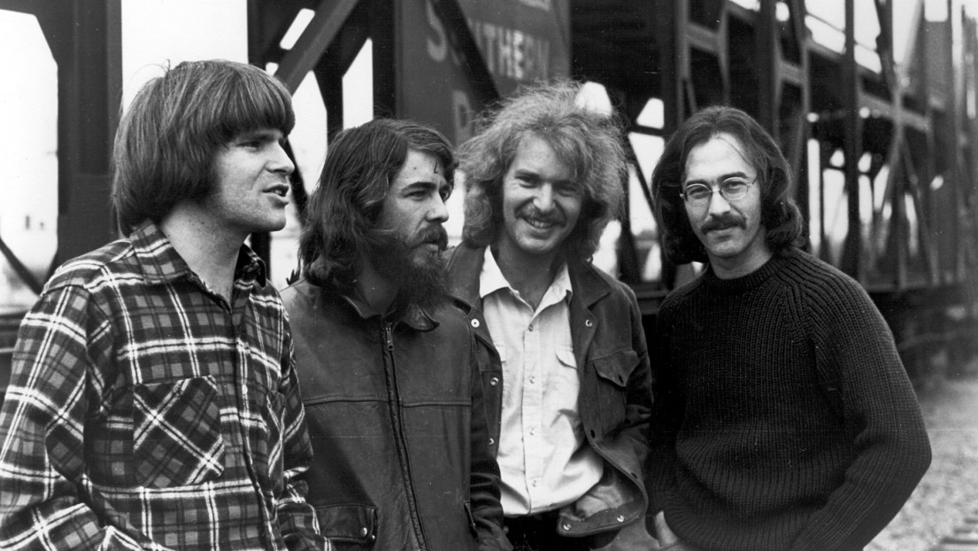 Creedence Clearwater Revival Have You Ever Seen The Rain Guitar