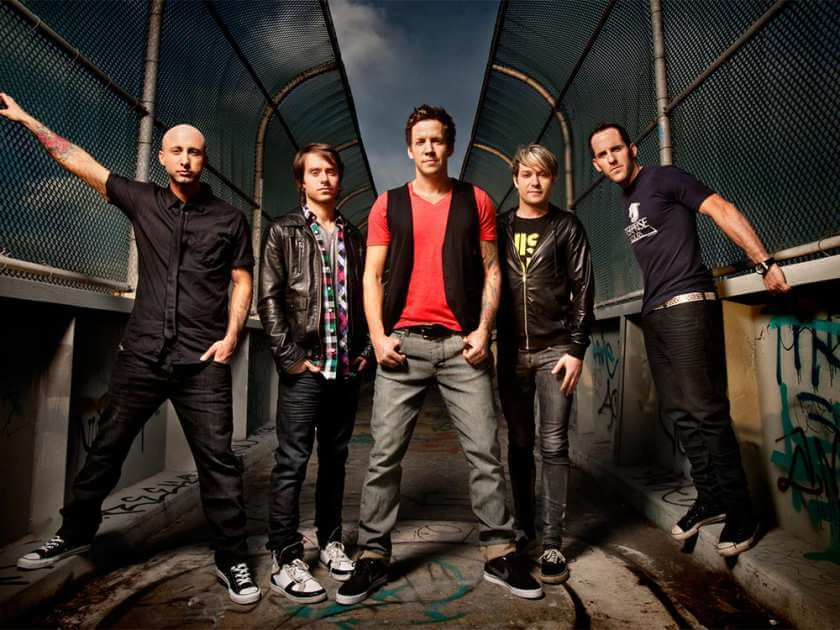 Simple Plan Perfectly Perfect Guitar Tab Live Love Guitar