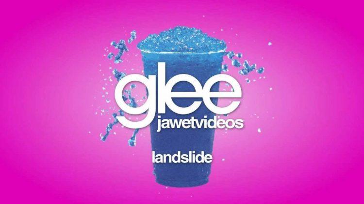 Glee Cast Landslide Guitar Chords Live Love Guitar